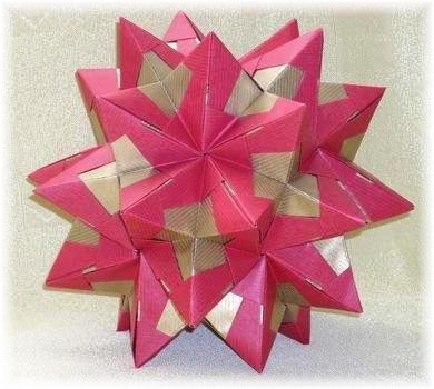 How to Fold a Pentakis Dodecahedron « Math Craft :: WonderHowTo | 350x390